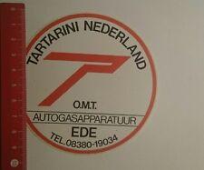 Aufkleber/Sticker: Tartarini Nederland OMT EDE (17011795)