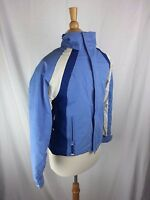 American Eagle Outfitters AE77 Performance Women's Full Zip Baby Blue Jacket XS