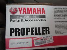 NEW Yamaha drag prop 6E5-45978-10-00 26 Pitch