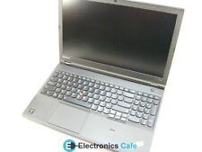 "Lenovo ThinkPad T540p 15.6"" Laptop 2.6 GHz i5-4300M 4GB RAM (Grade B No Webcam)"