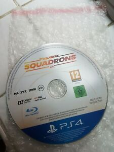 PLAYSTATION 4 Star Wars: Squadrons Game Action Online Multiplayer - PS4