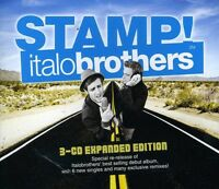 Italobrothers - Stamp!: Expanded 3 CD Edition [New CD] Asia - Import