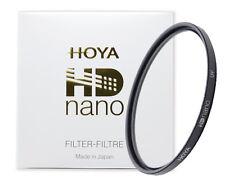 Hoya 82mm / 82 mm HD Nano High Definition UV Filter - NEW