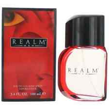 Realm Cologne 3.4oz Eau De Cologne Spray men with Human Pheromones NEW