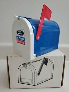 Vintage Rare FORD NEW HOLLAND Mailbox Bank ERTL