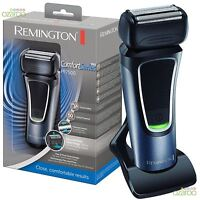 Remington Comfort Series Mens Dual Foil Electric Cordless Shaver Trimmer PF7500