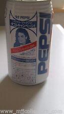 MICHAEL JACKSON DANGEROUS TOUR 1992 JAPAN FULL CAN PEPSI RARE NO PROMO BAD CD!