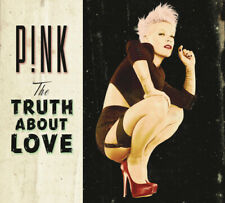 Pink : The Truth About Love CD Deluxe  Album 2 discs (2012) Fast and FREE P & P