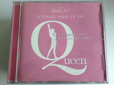 Queens Best - Vocal Tribute to Queen (2001) CD