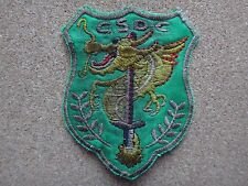 """South Vietnamese Military COMBAT POLICE """"Canh Sat Da Chien"""" Patch"""