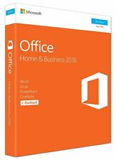 Microsoft Office Home and Business 2016 (including Outlook) with USB Pendrive