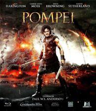 Pompeï (Kit Harington, Carrie-Anne Moss) - Blu-ray