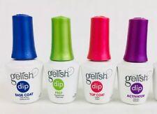 Gelish Dip Powder Essentials System Gelish 4 steps 0.5 oz