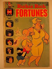 Richie Rich Fortunes #5 See Pics for Condition 1972