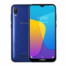 """DOOGEE X90 Smartphone 6.1"""" Waterdrop Screen Android 8.1 Dual SIM Cell Phone 3G"""