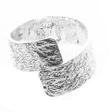 925 Sterling Silber massiv Designer Ring breit verstellbar Bella Carina Schmuck