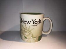 NWT 2012 Starbucks New York Global City Icon Series Coffee Tea Mug 16 Oz Rare!