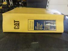 Caterpillar CAT 12H Standard Version Motor Grader Repair Service Manual