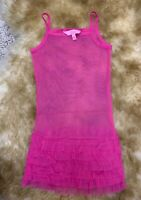 Ovs pink girls Camisole Top sleepwear nightwear size 7-8 years 128 cm