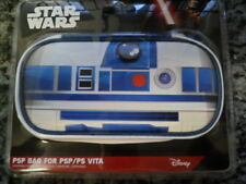 Star Wars R2-D2 Disney Bolsa Bag funda r2 d2 R2D2 Sony PSP o PS Vita Nuevo Bolsa