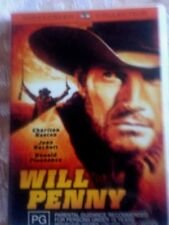 Will Penny (DVD, 2003) *USED *