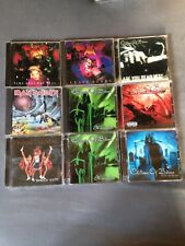 LOT CDS METAL THRASH DEATH BLACK HEAVY GOTH INDUS SPEED HARDCORE NOISE DOOM ...