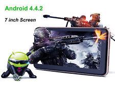 "Hot Smart 7"" Android4.4 WIFI Tablet PC GPS Navigator Dash Camera CAR Truck DVR"