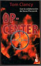 OP-CENTER - TOM CLANCY Y STEVE PIECZENIK