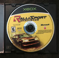 RalliSport Challenge — Disc Only! Fast Free Shipping! (Microsoft Xbox, 2002)