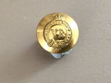 Colonels - VR Block Letters Military QVC Uniform Button. 14.5mm. Jennens London