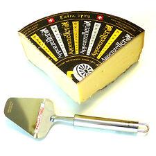 Appenzeller Extra 1 kg piquant Suisse Fromage maturé et Acier inoxydable