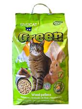 Katzen Nager Kaninchen Holz Pellets Einstreu 10,8 kg sehr saugstark 20 Liter NEU