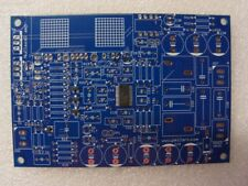DIY PCB plus Tube & chip - NuClassD 50W amp using the Korg Nutube 6P1