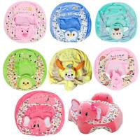 #QZO  Baby Sofa Cover Floral Print Safety Seat Support Learn To Sit Chair Case