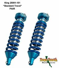 King Shocks Front Kit for 1996-2004 Toyota Tacoma 2wd Pre-Runner/4wd 25001-151
