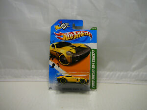 Hot Wheels Ford Shelby GR-1 Concept Treasure Hunt 12 11/15 with Protector Case