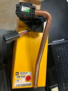 Caterpillar CAT OEM Water Valve Assembly 206-5155 NOS