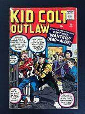 KID COLT OUTLAW #90 MARVEL COMICS 1960 VG/FN