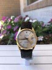 Rolex gold-filled Oyster Perpetual Date