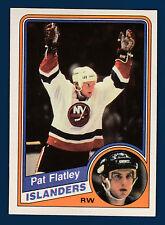 PAT FLATLEY RC 84-85 O-PEE-CHEE 1984-85 NO 124 NRMINT+  0250