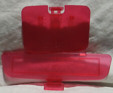 Nintendo N64 Lid/Door/Cover Expansion/Jumper/EXT Funtastic Watermelon/Clear Red