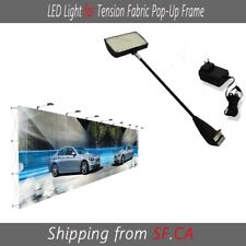 1 Piece Led Light For Pop Up Trade Show Booth Exhibit Backdrop Display 50 Led