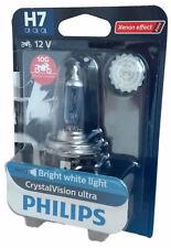 H7 PHILIPS Crystal Vision Ultra 10G Motorradlampe 1er 12972CVUBW