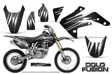 HONDA CRF 150 R CRF150R 07-15 CREATORX GRAPHICS KIT DECALS COLD FUSION BNP