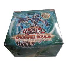 Yugioh Gekreuzt Seelen Advanced Edition Display Box Verpackt 10 CT Mini Boxen
