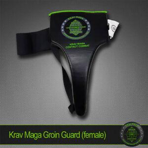 KRAV MAGA FEMALE GROIN GUARD PRO SMALL SIZE (8-10) SPARRING EQUIPMENT
