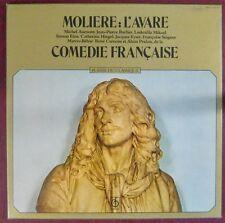 Molière Coffret  L'Avare Comédie Française