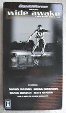 2000 Wide Awake Wakeboarding Vhs Liquid Force Watson Bonifay Necrason Staker