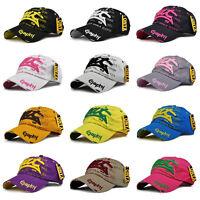 Damen Herren Basecap Trucker Caps Biker Tennis Baseball Kappe Unisex Mode Mütze