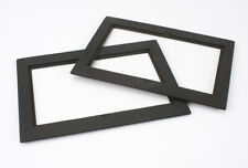 LOT OF TWO INSIDE KITS: 4.75X6.5 PLATE HOLDER TO USE A 3.5X5.5 PLATE/191515